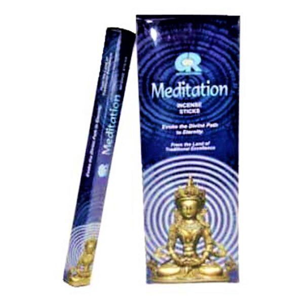 Meditation Räucherstäbchen